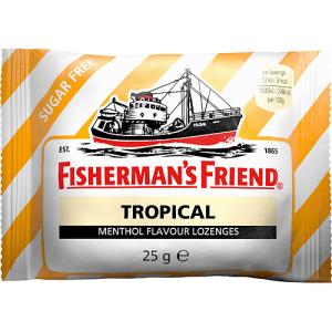 Fishermans Tropical 25g
