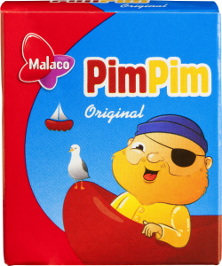 PimPim tablettask 20g