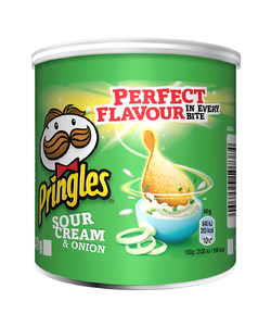 Pringles sour&onion 40g